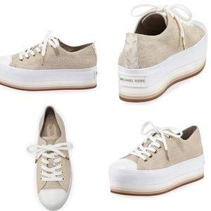 """Michael Kors Platform Sneakers """"Ronnie"""""""